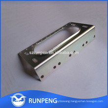 stainless steel cable tensioner with plating made by stamping