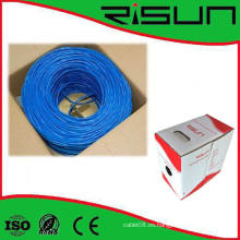 Cable de red 23AWG Cable UTP CAT6 (cable LAN)