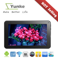 7 inch tablet android 4.2 a20 dual core 1024*600 5 point Capacitive Touch HD Screen HDMI