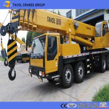 para clientes de Dubai con envío de grúa móvil de 50 toneladas