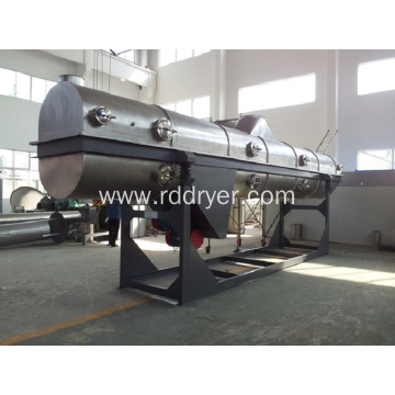 Vibrating Fluid Bed Drier for Boric Acid