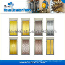 Automatic Sliding Elevator Door Panel for Passenger Lift, Elevator Door Plate
