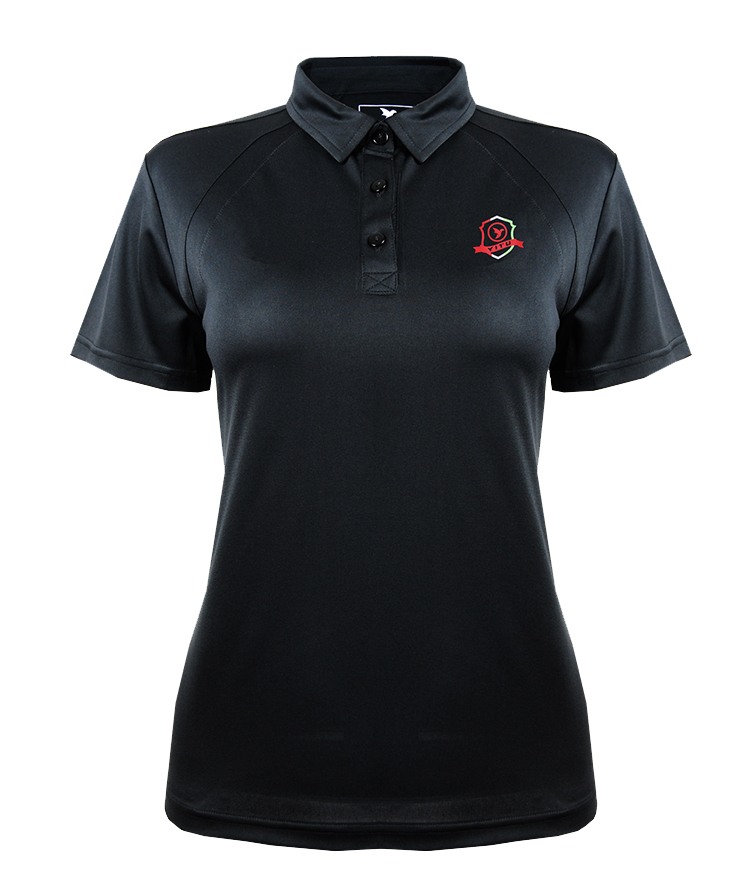 Fitness Polo Shirt Polyester