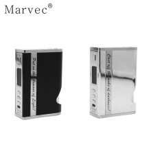 New Arrival for Stable Wood Vape Squonker Electronic Cigarette Priest box mod vape export to Indonesia Importers