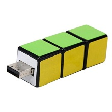 Rubik's Cube USB 2.0 Flash Drive