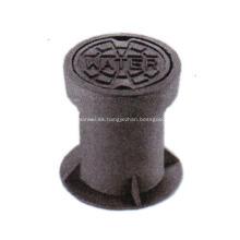 Caja de medidor de agua de hierro dúctil