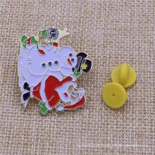 Personalize o Pin da lapela do Natal dos presentes do emblema do metal para o Natal