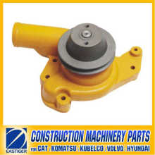 6136-62-1102 Water Pump S6d105/PC200-3  Komatsu Construction Machinery Engine Parts