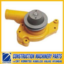 6136-62-1102 Bomba de água S6d105 / PC200-3 Peças do motor da maquinaria de construção de Komatsu