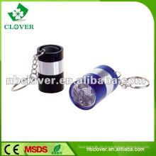 Professionelle 12000-15000MCD Aluminium hellste Mini-Taschenlampe