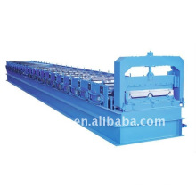 QJ automatic color steel 820 Angle color steel roll forming machine