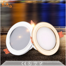 Plastic Downlight Cover 5 Watt LED Downlight Recess Mounting Downlight