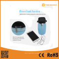 Solar Power USB Output Rechargeable LED Camping Lantern