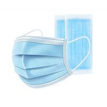 50 pçs / saco descartáveis 3 camadas de purificação