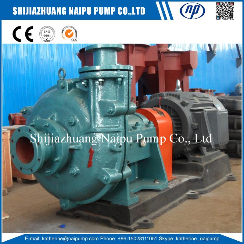 ZGB slurry pumps