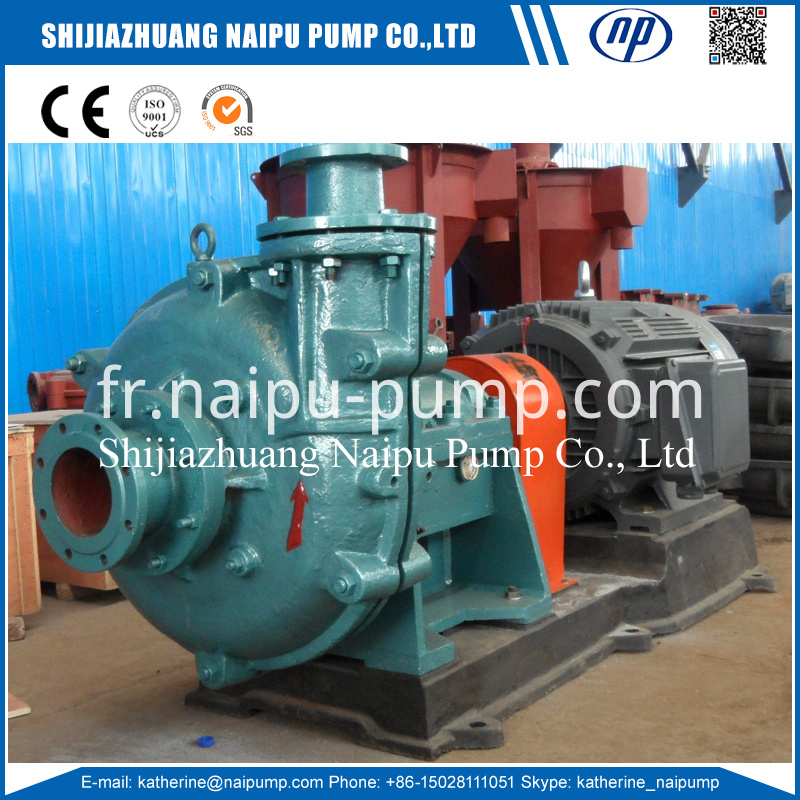 ZGB slurry pumps