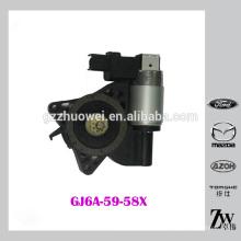 MAZDA 6 motor de elevación de la ventana de automoción motor GJ6A-59-58X