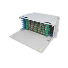 Quadro de distribuição de montagem em rack ODF 96 port