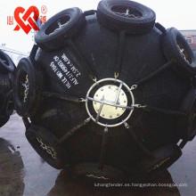 Defensa flotante marina del yokohama del globo flotante