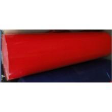 Красная прозрачная пленка для защиты поверхности