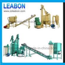 Proveedor de China Planta certificada de llave en mano de pellets de biomasa