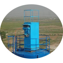 Machine de aspiration de poussière de haute température / extracteur de vapeur d'échappement / collecteur de poussière de sac