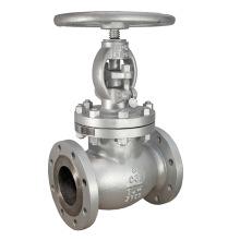 Válvula de globo de acero inoxidable ANSI