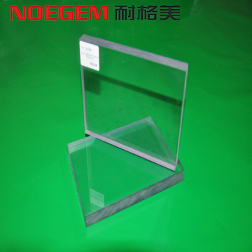 Lembaran plastik fiber glass PC