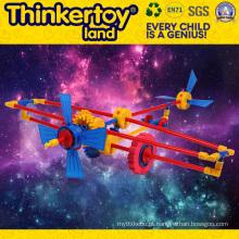 DIY Brinquedos coloridos da educação do projeto da lanterna para miúdos