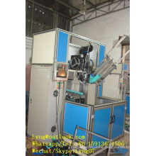 High speed CNC automatic high speed 4 axis long broom brush making machine