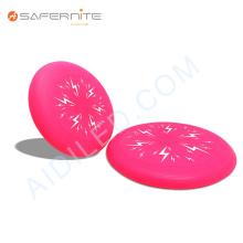 LED Light-Up Flying Disc Frisbee Dog Toy