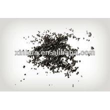 charbon actif de récupération de l'or