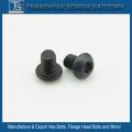 Black Zinc Plated Hexagon Socket Button Head Screws