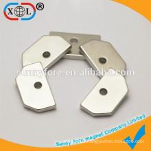 High temperature resistant properties of neodymium iron boron magnets