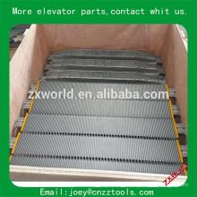Passadeira móvel passagem móvel elétrica Escada rolante mover etapa de caminhada