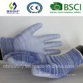 PU Coated Work Safety Glove (SL-PU201B)