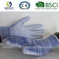 PU Coated Work Safety Glove (SL-PU201B)