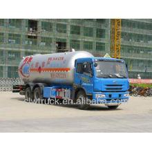 Jiefang 6 * 4 24.8m3 Camión de llenado de GLP