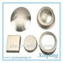 Листовая сталь с металлическим покрытием