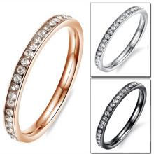 Bague de fiançailles en diamant, or haute qualité à vendre