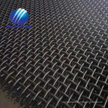 моя карьера сетка сталь 65mn вибрационный экран сетки с крюком каменная дробилка сетки