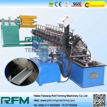 Máquina de moldagem de rolo de painel de telhado de corte FX