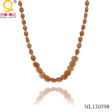 2014 Traditional Beaded Necklace Fashion Jewelry