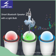 110-240V Smart Bluetooth Speaker LED Bulb Light