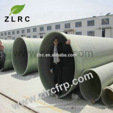 underground filament winding GRP pipes machine