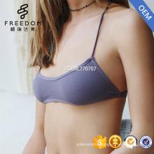 Customized hot and sexy desi girls picture ladies underwear sexy bra new design 38 bra size strappy bralette