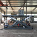 China suppliers hydraulic scissor lifts electric cargo lift with CE
