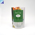 Food packaging plastic pouch bags