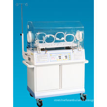 Standard Hospital Premature Baby Infant Incubator With Alarms Functions