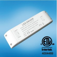 ETL 110V 26W Dimmable LED Driver